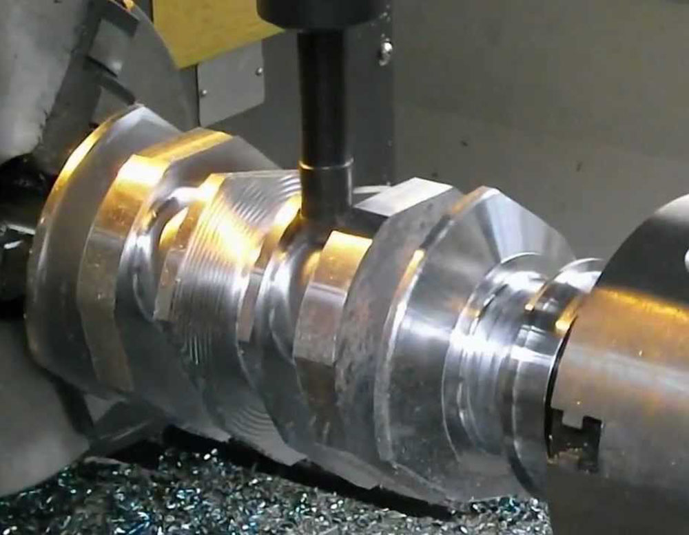 High-End CNC Machine Tools