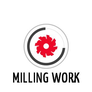 Milling Work - Ipswich Mass
